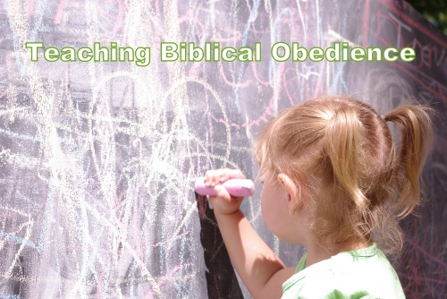 Obedience, Biblical Obedience, Christian Discipline